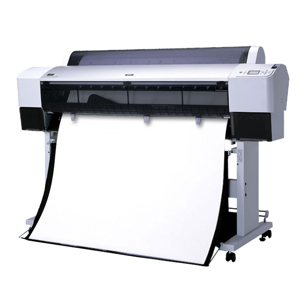 Epson Stylus Pro 9880 Large Format Printer Tested | eBay
